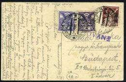 63782 DUNASZERDAHELY Régi Képeslap  /  DUNASZERDAHELY Vintage Pic. P.card - Hungary