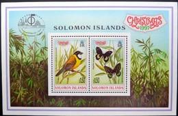 Salomon Solomon 1997 Yvertn°  Bloc 49  *** MNH Cote 7,00 Euro Oiseaux Vogels Birds - Salomon (Iles 1978-...)