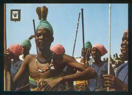 Sudán. *A Dance From The Southern Sudan* Nilo Distr. Nº 12B. Nueva. - Sudán