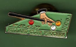 BILLARD *** CLUB PHOCEEN 1992 *** A012 - Billiards