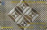 TONGA(GPT) - Textures Of Tonga 2(white & Brown), CN : 285CTGB, Tirage 15000, Used - Tonga