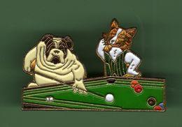 BILLARD *** N°2 *** A012 - Billiards