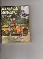 45- MEUNG SUR LOIRE- BEAUGENCY-LA FERTE SAINT AUBIN-LADON- AGENDA DE LA MENAGERE 1969- RECETTES CUISINE- - Other