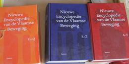 Encyclopedie Van De Vlaamse Beweging - History