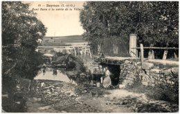 78 BEYNES - Pont Bara à La Sortie De La Ville - Beynes