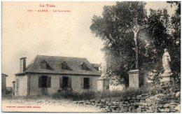 81 ALBAN - Le Calvaire - Alban