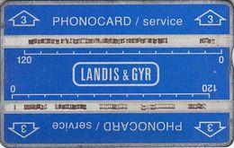 Blue Service 520L20201 - Switzerland