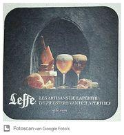 Viltje - Leffe - Sous-bocks