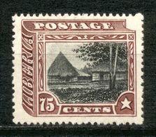 Liberia 1909 - Michel Nr. 115 C * - Liberia