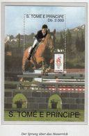 Sao Tome And Principe 1993 / Olympic Games Atlanta 1996  / Equestrian - Ete 1996: Atlanta