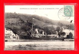 76-CPA CROISSET - DIEPPEDALLE - France