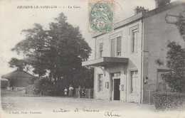 77 - OZOUER LE VOULGIS - La Gare - Other Municipalities