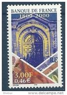 """Timbre France  YT 3299 """" Banque De France """" 2000 Neuf - Unused Stamps"""