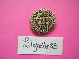 Feve Ancienne Porcelaine Mate - SCEAU DE MEULAN 1245 - Serie MEULAN ( HEBERT ) - MIDGARD 1999 ( Feves ) RARE - Regions