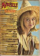 MIREILLE Le Magazine De MADEMOISELLE N° 366 - Juillet 1962. Françoise BRION - LE TEMPS DES COPAINS - Warren BEATTY - Cinema