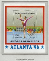 Sahara OCC, Westsahara 1995 / Olympic Games Atlanta 1996 / Gymnastics - Ete 1996: Atlanta