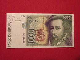 Espagne - Spain 1000 Pesetas 1992 Pick 163 - NEUF / UNC ! (CLN147) - [ 4] 1975-… : Juan Carlos I