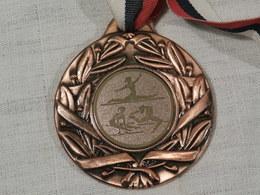 GYMNASTICS  SPORT BRONZE MEDAL ~ MEDAILLE, CHAMPIONSHIP OF SERBIA - Athlétisme