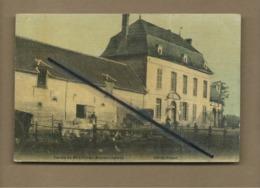 CPA  Rétrécit ,  Abîmée  - Ferme De Melicoq  -  Ancien Château Melicocq - France