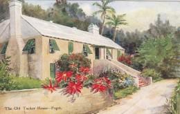 Bermuda Paget The Old Tucker House - Bermuda