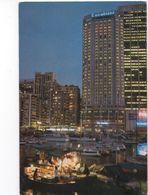 U1923 Postcard: HONG KONG, THE EXELSIOR - CAUSEWAY BAY - Nuit Nocturne Notturno Nacht Night _ Not Writed - Cina (Hong Kong)