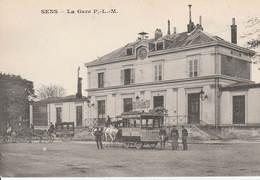 Sens La Gare - Sens