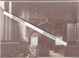 Besançon 1934 - Photo Originale De L'intérieur Du Palais De Justice ( Doubs ) - Places