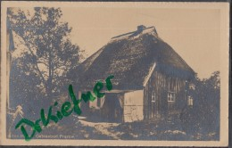 Prerow, Altes Haus, Um 1914 - Fischland/Darss