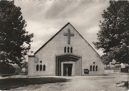 CREUTZWALD   -   ** EGLISE De MAROC - CANADA (vers 1950) **  -  Editeur : PIERRON  N°6309 - Creutzwald