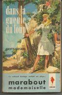 Lucette GRISARD Dans La Gueule Du Loup Marabout Mademoiselle - Junior - Marabout Junior