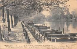 ENGHIEN - Promenade Au Bord Du Lac - Edingen