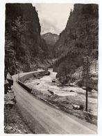LE QUEYRAS --Route Des Grandes Alpes--Vallée Du Queyras--Les Gorges Du Guil-Les Crèches - Autres Communes