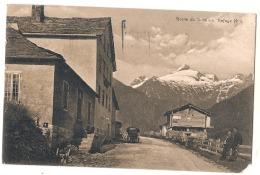 ***  VS   *** SUISSE Route Du Simplon Refuge Angle Manquant Sinon TTB - VS Valais