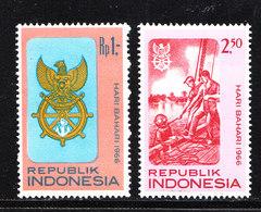 Indonesia   -   1966.  Logo Attività Marittime: Palombaro. Logo Of Maritime Activities: Diver. MNH - Professioni