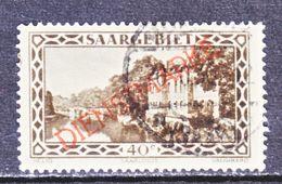 SAAR   O 21 B   Type II  (o) - 1920-35 League Of Nations