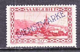 SAAR   O 22 B   Type I  (o) - 1920-35 League Of Nations