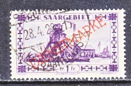 SAAR   O 25 B   Type  II   (o) - 1920-35 League Of Nations