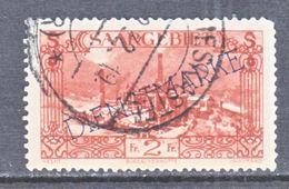 SAAR   O 26  B   Type  I   (o) - 1920-35 League Of Nations