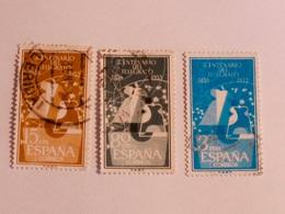 ESPAGNE  1955  Lot # 51 - 1931-Aujourd'hui: II. République - ....Juan Carlos I