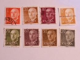 ESPAGNE  1954-56  Lot # 54 - 1931-Aujourd'hui: II. République - ....Juan Carlos I