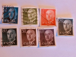 ESPAGNE  1954-56  Lot # 55 - 1931-Aujourd'hui: II. République - ....Juan Carlos I