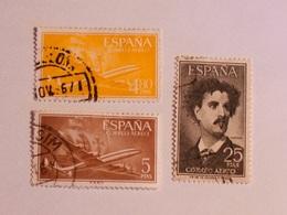 ESPAGNE  1955-56  Lot # 58 - 1931-Aujourd'hui: II. République - ....Juan Carlos I