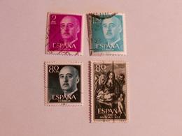ESPAGNE  1955  Lot # 60 - 1931-Aujourd'hui: II. République - ....Juan Carlos I