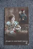 Guerre 1914 -18: J'espère Te Revoir Victorieux - Patrióticos