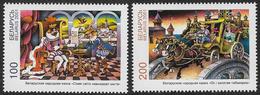 Belarus SG465-466 2001 Folk Tales Set 2v Complete Unmounted Mint [36/30243/6D] - Belarus