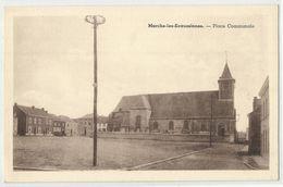 Marche-lez-Ecaussinnes - Place Communale - Ecaussinnes