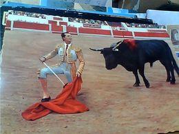 SPAGNA  ESPANA CORRIDA -LUIS-MIGUEL DOMINGUIN. UN DESPLANTE TORO TORERO N1975 GN21423 - Corrida