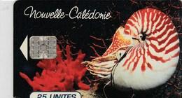 CARTE TELEPHONIQUE  NOUVELLE CALEDONIE  25 UNITES - New Caledonia