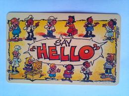 Say Hello R10 - Zuid-Afrika