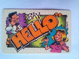 Say Hello R10 - Südafrika